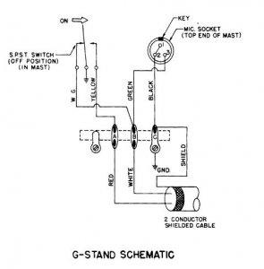 D104 Mic Wiring - Wiring Diagram Sheet D Microphone Wiring Diagram To Yeasu Ee on