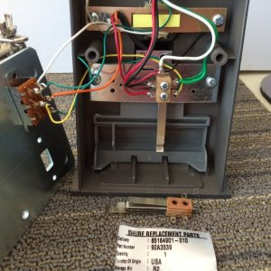 wiring a shure 444 to a pj 068 qrz forums rh forums qrz com