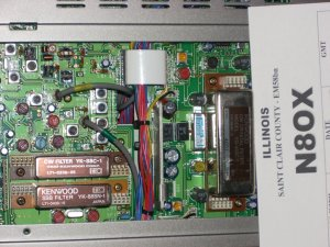 For Sale - Kenwood TS-450SAT and Extras | QRZ Forums