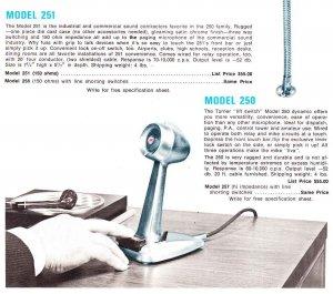 turner muzak model 250 desk mic qrz forums turner microphones 1962 catalog preservationsound com wp content uploads 2010 12 turner microphones 1962 pdf later 1970 catalog