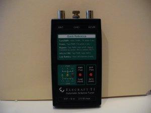 SOLD!! Elecraft T1 QRP Autotuner | QRZ Forums