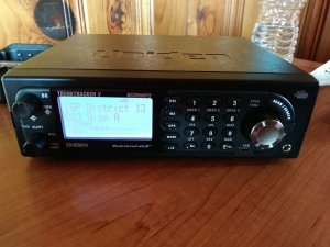 SOLD - Bearcat BCD996P2 Digital Trunking Scanner with extras