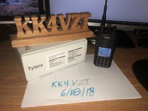 For Sale - Tytera MD-380 DMR digital handheld radio | QRZ Forums