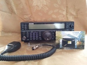 For Sale - Kenwood TS-590S | QRZ Forums