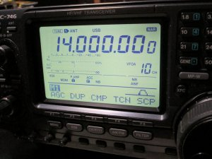 For Sale - Icom IC-746 non pro with extras | QRZ Forums
