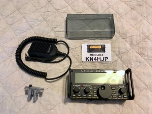 SOLD - Elecraft KX2, fully loaded, with case and accessories | QRZ