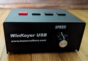 SOLD - K1EL/Hamcrafters Winkeyer USB | QRZ Forums