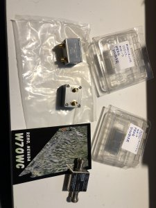 For Sale - Mini Circuits and HP Frequency Doublers | QRZ Forums