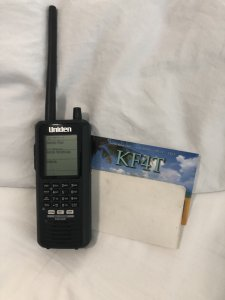 SOLD - Uniden BCD436HP Handheld Digital Scanner | QRZ Forums