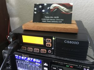 SOLD - Connect Systems CS-800D UHF/VHF DMR Mobile | QRZ Forums