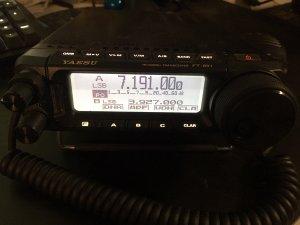 Sale/Trade - Yaesu FT-891 HF/6 Meter Mobile | QRZ Forums