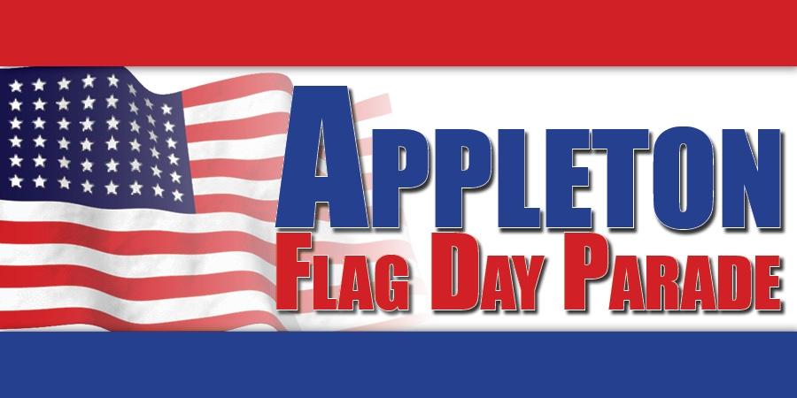 Appleton Flag Day Parade - Generic Logo.JPG