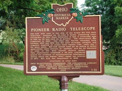Big Ear historical marker.jpg