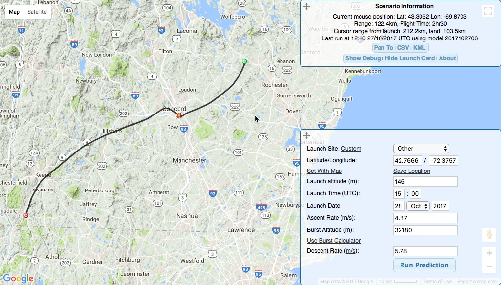 High-Altitude Balloon Launch This Weekend - How To Track Our Flight