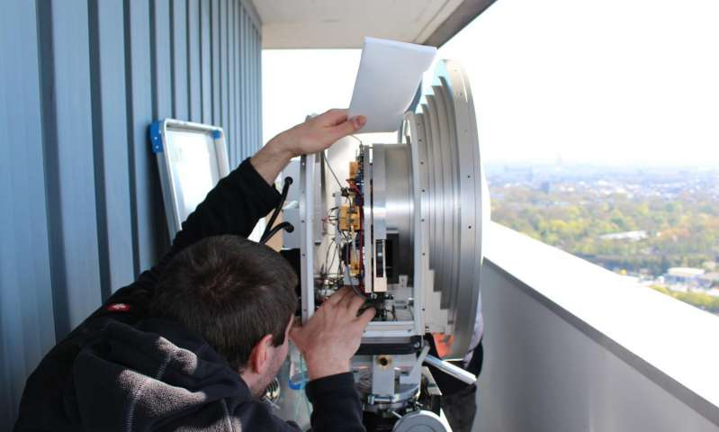 Researchers Set World Record For Wireless Data Transmission | QRZ Forums