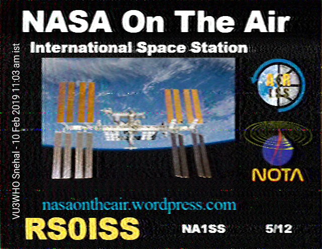 ISS SSTV Image Received by  VU3WHO Snehal Vagadia.jpg