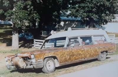 Johan vehicle Gaithersburg hamfest 9Sept1984.jpg