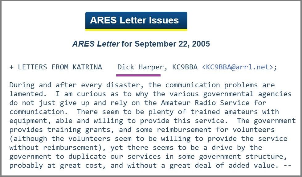 KC9BBA ARES LETTER REGARDING HURRICANE KATRINA.jpg