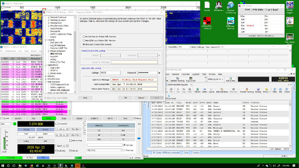 A New Spin on JT Alert, HRD Logbook and WSJT-X | QRZ Forums