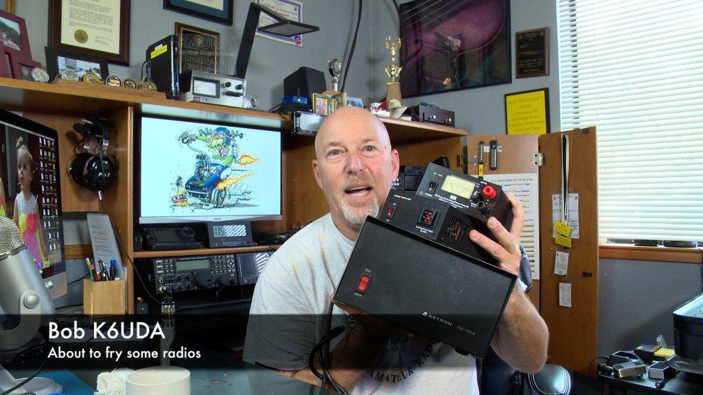 Switcher vs Linear Power Supplies - K6UDA Radio Episode 35