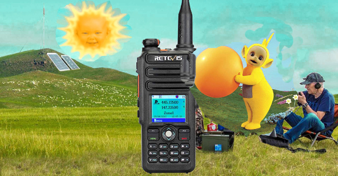 Retevis RT82 Dual Band DMR Radio   Page 2   QRZ Forums