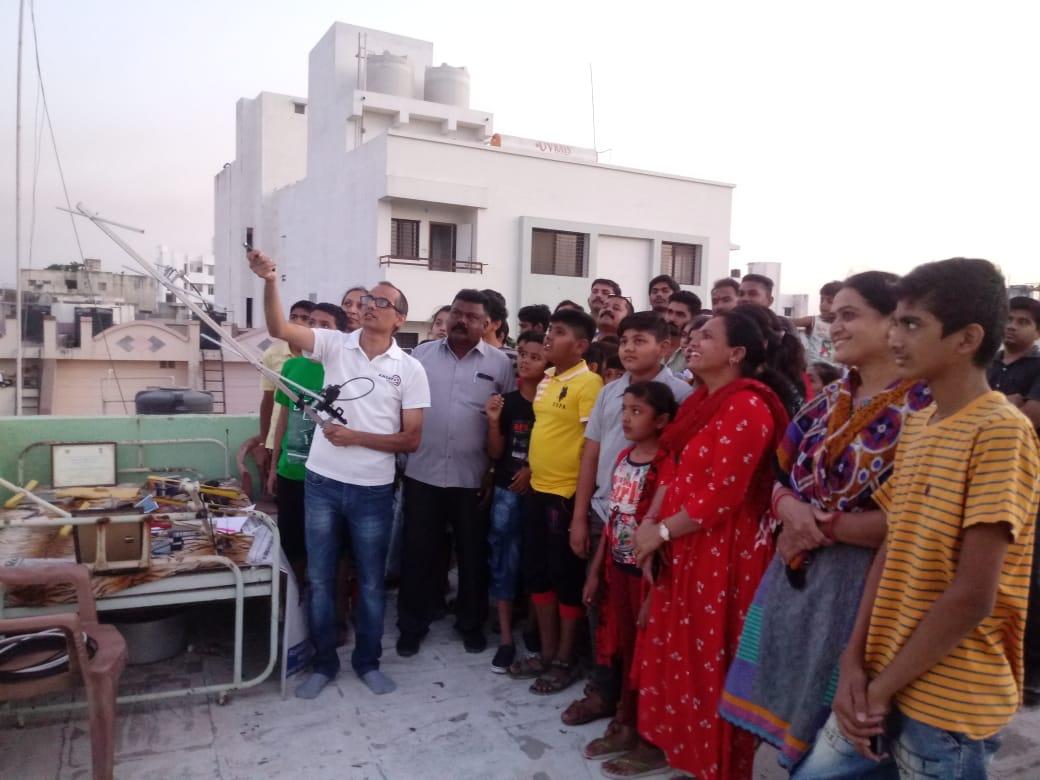 SSTV Demo at Rajkot.jpg