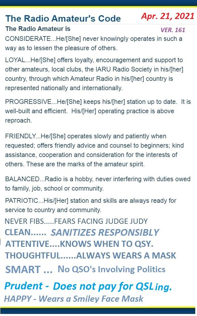 THE RADIO AMATEURS CODE UPDATE APR 21  2021.jpg
