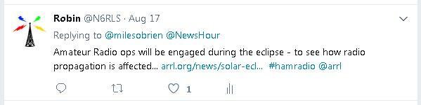 Tweet-N6RLS-re the eclipse and hams.JPG